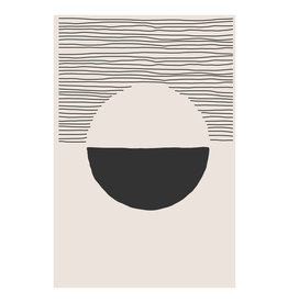 Dunnebier Home Poster Circle and stripes