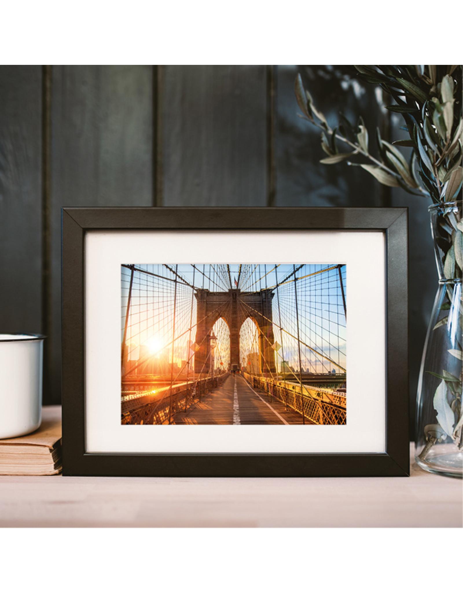 Dunnebier Home Poster Brooklyn Bridge New York City_No2