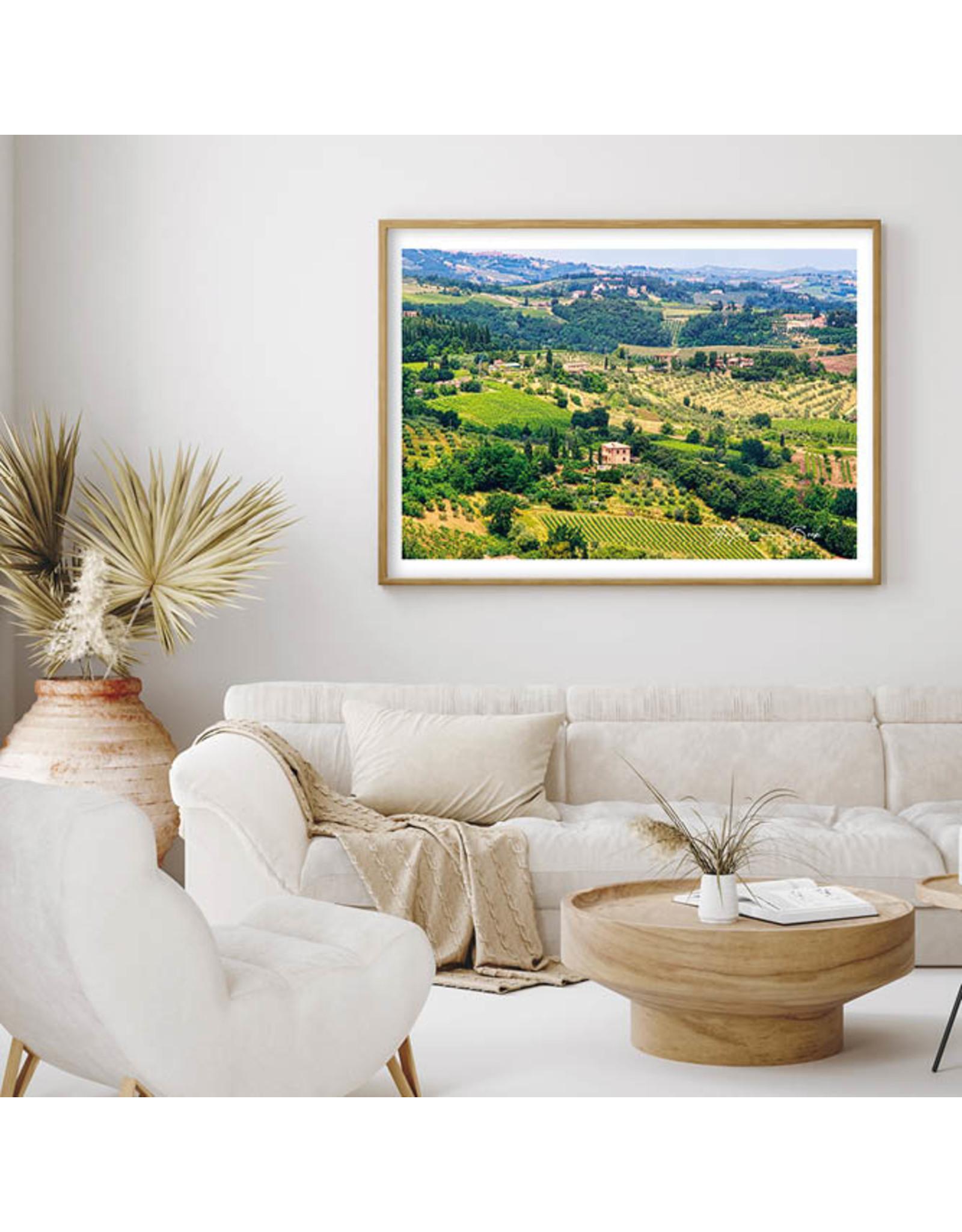 Dunnebier Home Poster Toscane - Anton van Beek Collectie