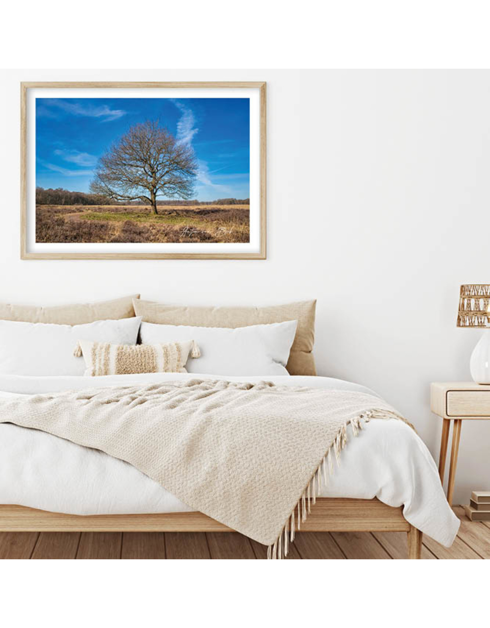 Dunnebier Home Poster Drenthe - Anton van Beek Collectie