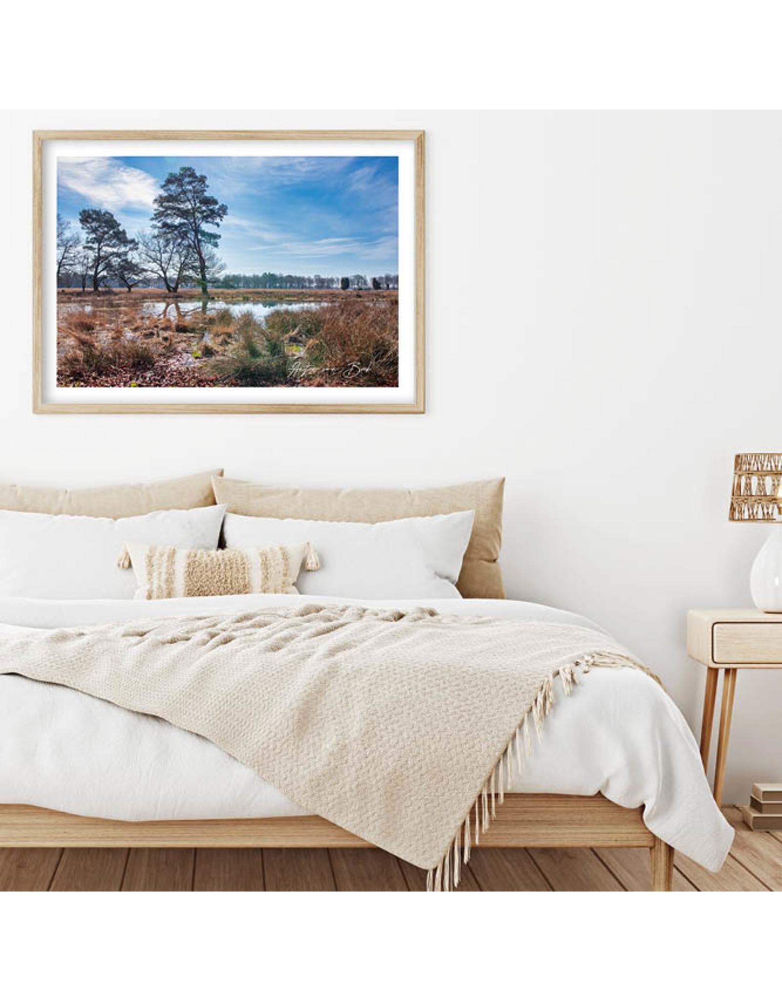 Dunnebier Home Poster Drenthe_2 - Anton van Beek Collectie