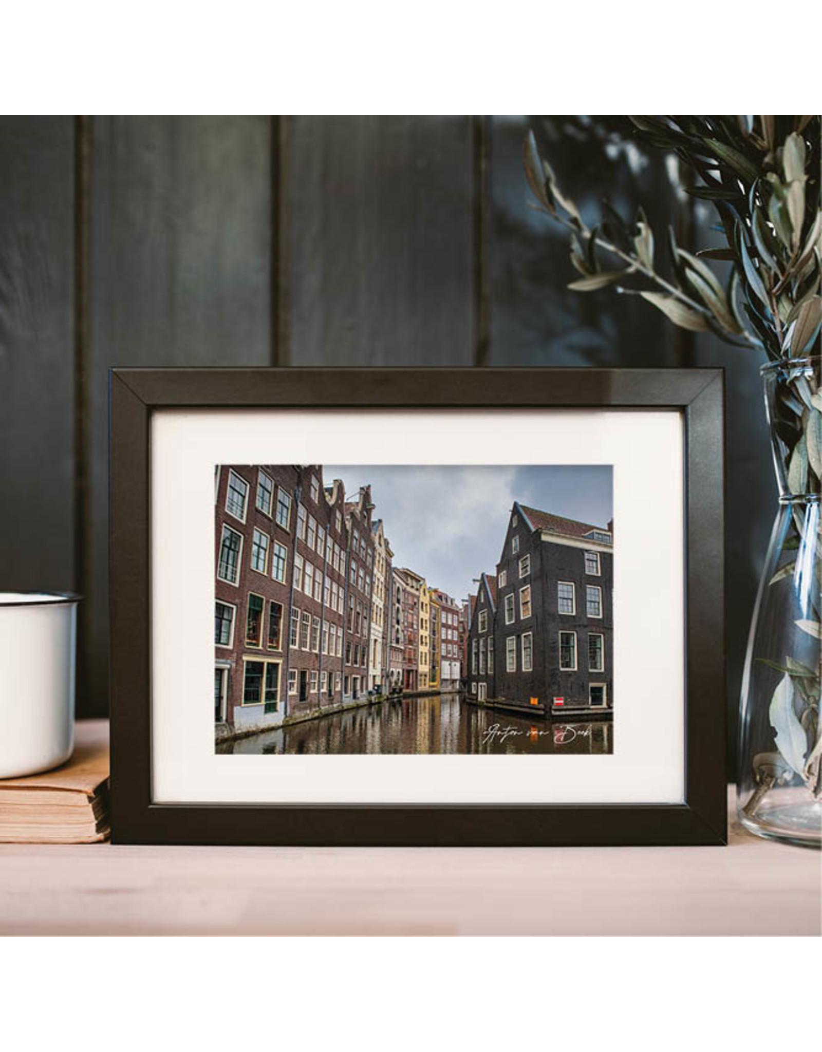 Dunnebier Home Poster Amsterdam - Anton van Beek Collectie