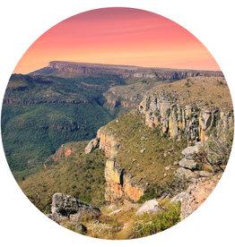 Dunnebier Home Muursticker Zuid Afrika