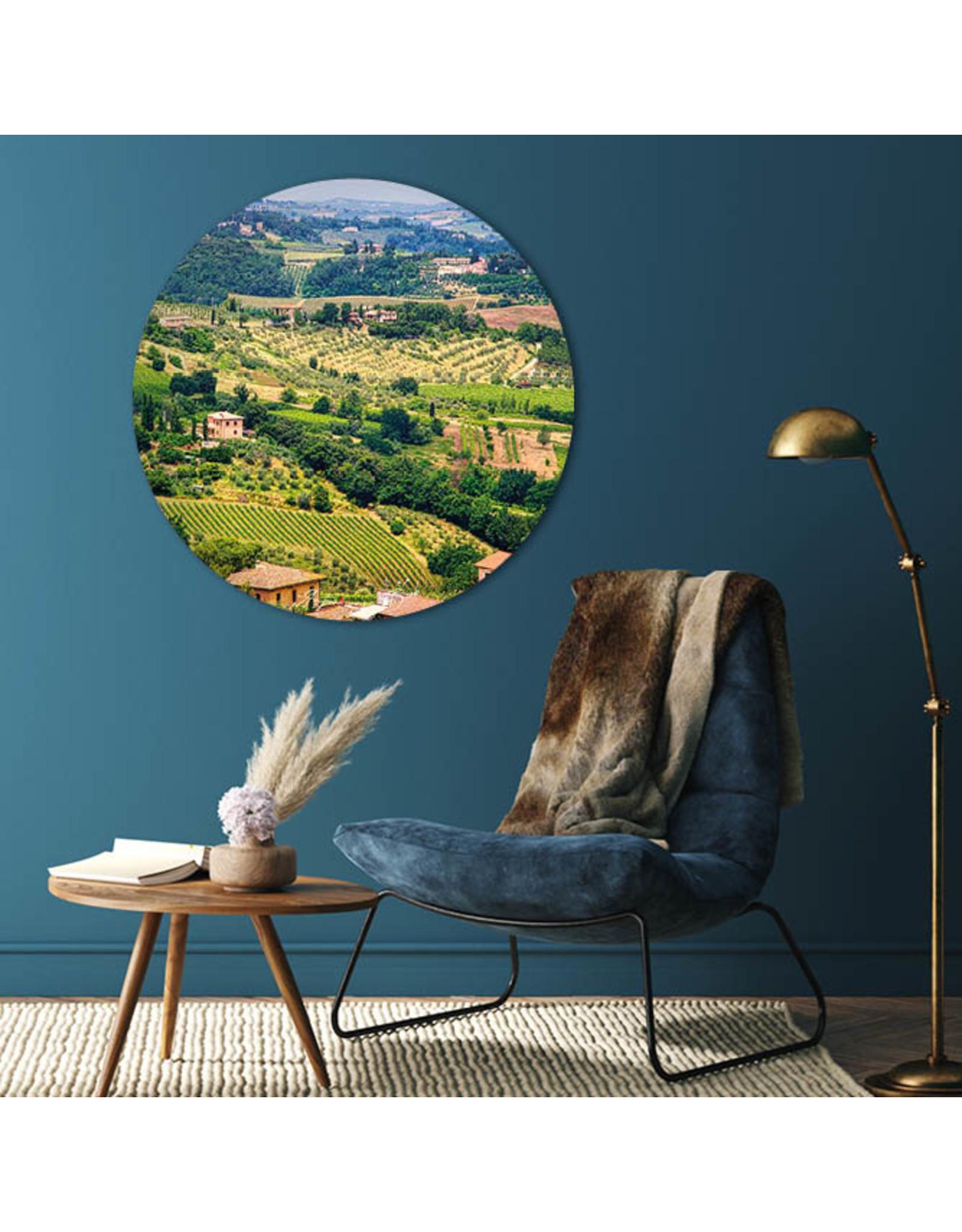 Dunnebier Home Muursticker Toscane - verwijderbaar