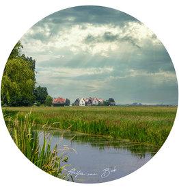 Dunnebier Home Muursticker Noord Holland