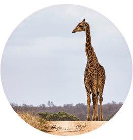Dunnebier Home Muursticker Giraffe