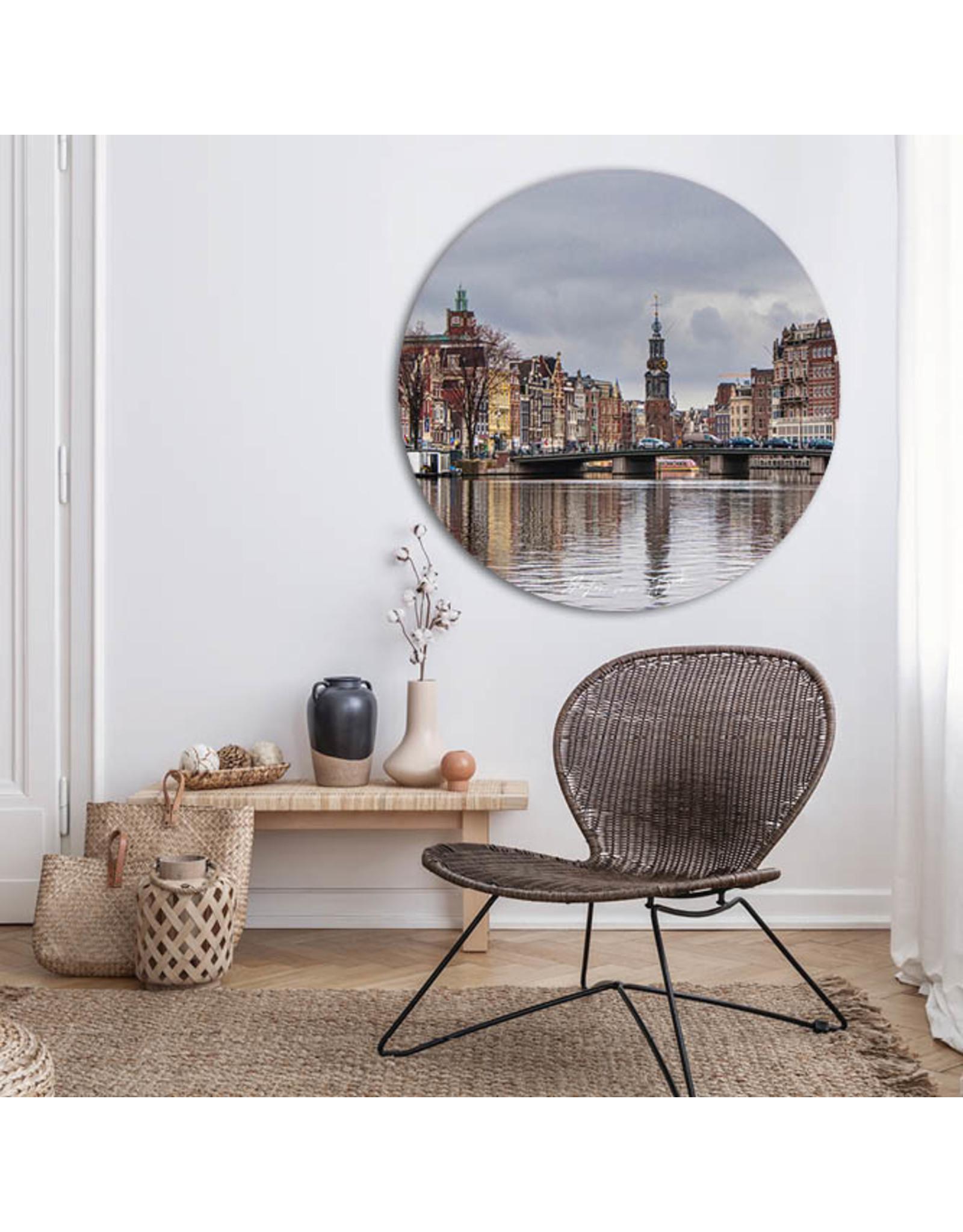 Dunnebier Home Muursticker Amsterdam_3 - verwijderbaar
