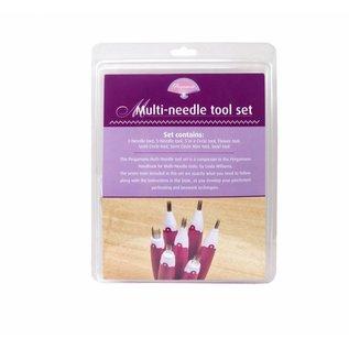 Pergamano Multi-Needle tool set