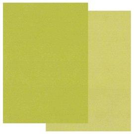Groovi Groovi A5 Coloured Parchment Paper Pink