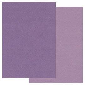 Groovi Groovi Parchment Paper A5 Two Tone Purple
