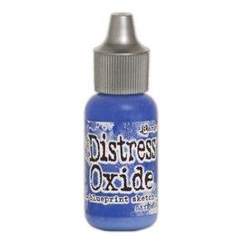 "Ranger Tim Holtz Distress Oxide Re-inker ""BLAUWE tinten"""