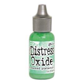 """Ranger Tim Holtz Distress Oxide Re-inker """"GROENE tinten"""""""