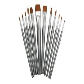 Nuvo Tonic Studios Nuvo paint brush set x12