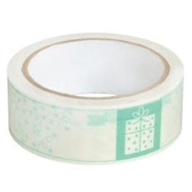 We R Memory Keepers We R Self-Adhesive Washi Wraps 3 Styles/62' Roll Party