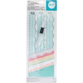 We R Memory Keepers We R Tear Guides 4/Pkg