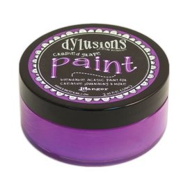 Ranger Dylusions paint crushed grape