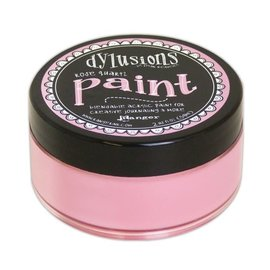 Ranger Dylusions paint rose quartz