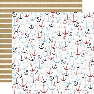 Carta Bella Deep Blue Sea 6x6 Inch Paper Pad