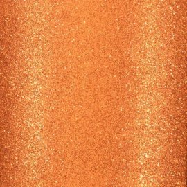 Florence • Glitter papier zelfklevend KOPER 30.5x30.5 cm