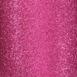 Florence • Glitter papier zelfklevend FUCHSIA 30.5x30.5 cm