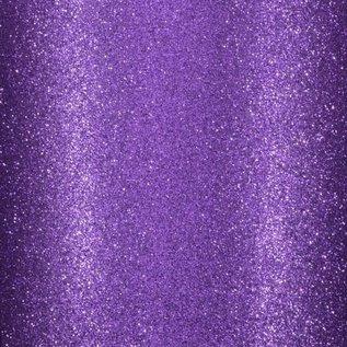 Florence • Glitter papier zelfklevend PAARS 30.5x30.5 cm