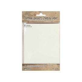 Ranger Tim Holtz Distress Specialty Stamping Paper 20/Pkg
