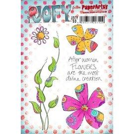 Paper Artsy JOFY59 (A5 set, trimmed, on EZ)