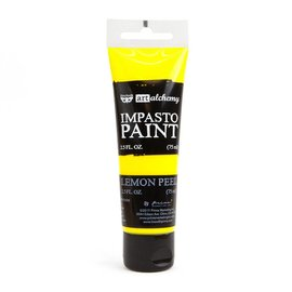 "PRIMA MARKETING Art Alchemy Impasto Paint ""Lemon Peel"""
