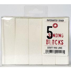 Paper Artsy Sanding Blocks 5st.