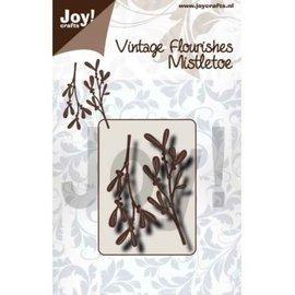 Joy! crafts Snijstencil Noor vf mistletoe
