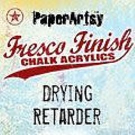 Paper Artsy Fresco Finish - Drying Retarder