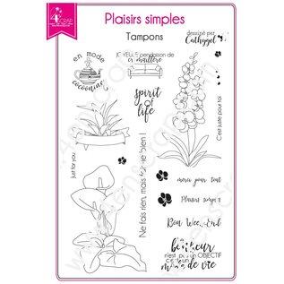 4enscrap GEWOON PLEZIER - PLAISIRS SIMPLES