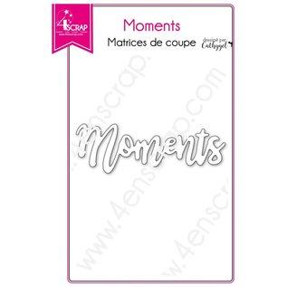 4enscrap WOORDJES : MOMENTS