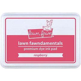 """Lawn Fawn Premium Dye Ink """"Pad Raspberry"""""""