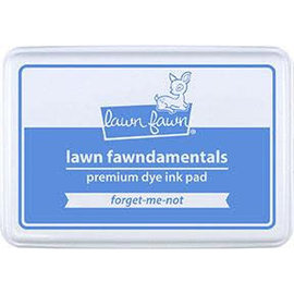 "Lawn Fawn Premium Dye Ink Pad ""Forget-Me-Not"""