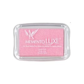 Memento Luxe Ink Pad ANGEL PINK