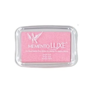 Memento Luxe Ink Pad ANGEL PINK
