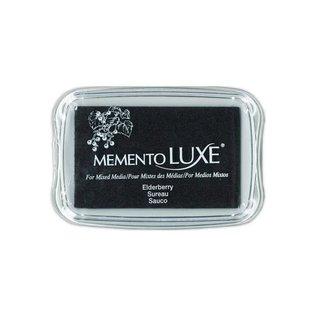 Memento Luxe Ink Pad ELDERBERRY