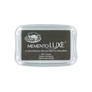 Memento Luxe Ink Pad RICH COCOA
