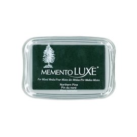Memento Luxe Ink Pad NORTHERN PINE