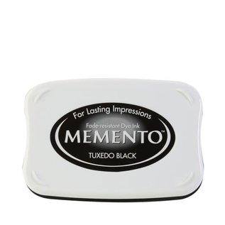 Memento ink pad TUXEDO BLACK