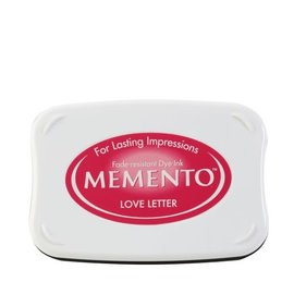 Memento ink pad LOVE LETTRE