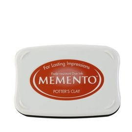 Memento ink pad POTTER'S CLAY