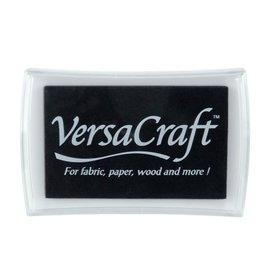 Tsukineko VersaCraft ink pad REAL BLACK