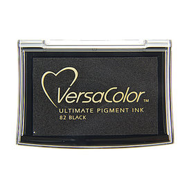 Tsukineko VersaColor ink pad BLACK