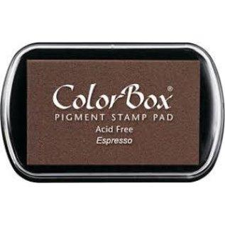ColorBox  Pigment Ink Pad ESPRESSO