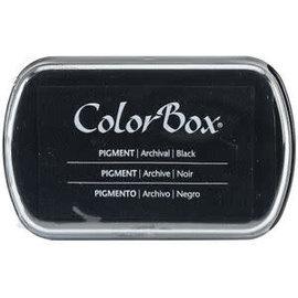 ColorBox  Pigment Ink Pad BLACK