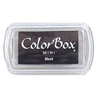 ColorBox   Pigment Ink MINI Pad BLACK