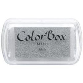 ColorBox   Pigment Ink MINI Pad SILVER