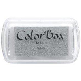 ColorBox   Pigment Ink MINI Pad SILVER